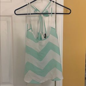 Rue 21 Chevron Tank Top NWT